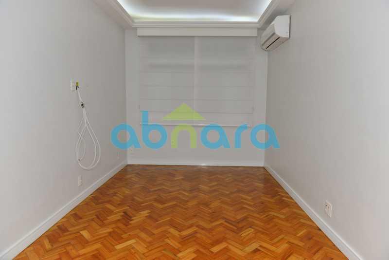Sala - vista da entrada - Apartamento 2 quartos à venda Botafogo, Rio de Janeiro - R$ 950.000 - CPAP20715 - 3
