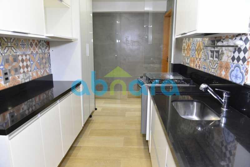 Cozinha Americana  - Apartamento 2 quartos à venda Botafogo, Rio de Janeiro - R$ 950.000 - CPAP20715 - 14