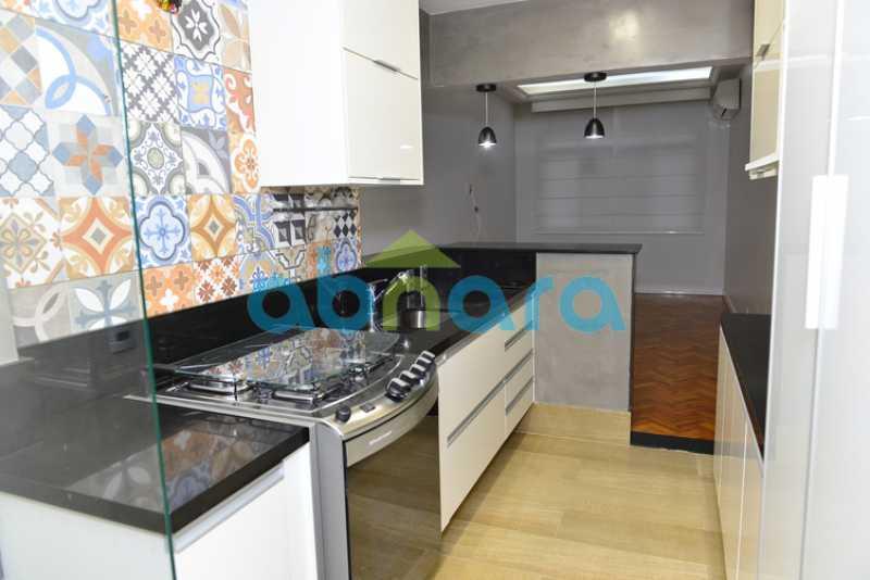 cozinha americana pia granito - Apartamento 2 quartos à venda Botafogo, Rio de Janeiro - R$ 950.000 - CPAP20715 - 15