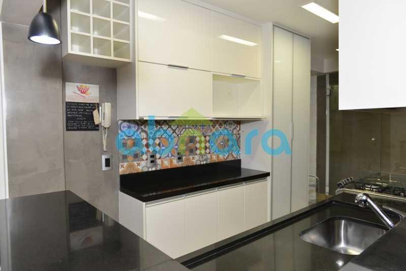cozinha americana 2 - Apartamento 2 quartos à venda Botafogo, Rio de Janeiro - R$ 950.000 - CPAP20715 - 17