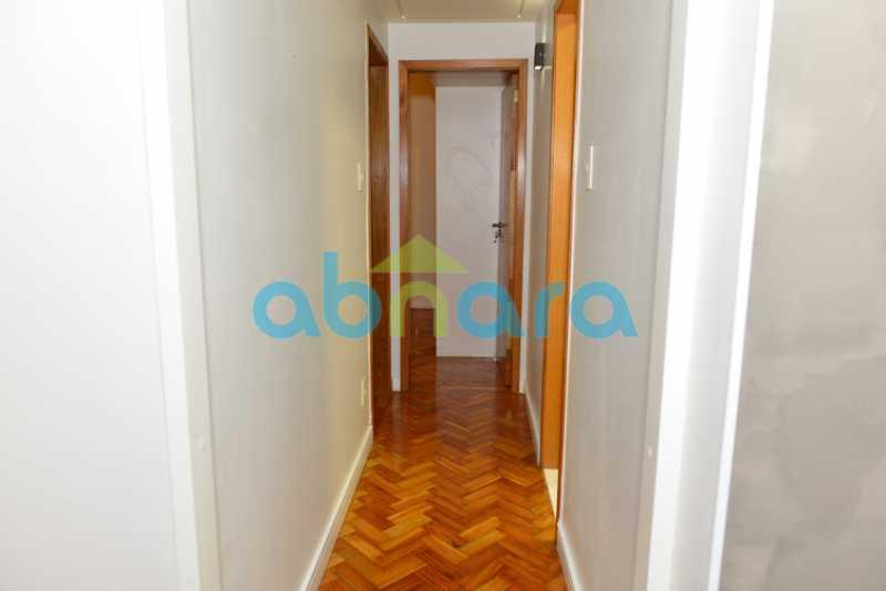 circulação - Apartamento 2 quartos à venda Botafogo, Rio de Janeiro - R$ 950.000 - CPAP20715 - 8