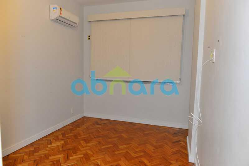 quarto 1 - vista lateral - Apartamento 2 quartos à venda Botafogo, Rio de Janeiro - R$ 950.000 - CPAP20715 - 6