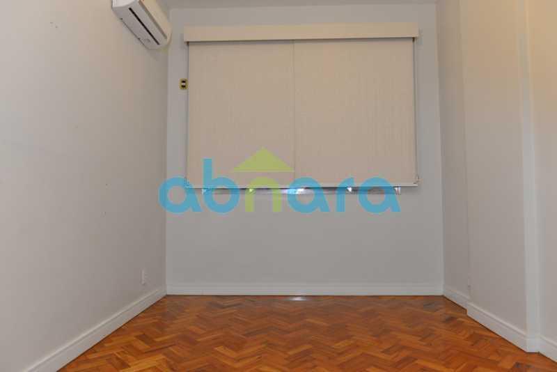 quartos 1 - frontal - Apartamento 2 quartos à venda Botafogo, Rio de Janeiro - R$ 950.000 - CPAP20715 - 5