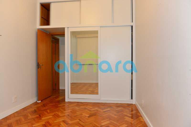 quartos 1 - armários - Apartamento 2 quartos à venda Botafogo, Rio de Janeiro - R$ 950.000 - CPAP20715 - 7