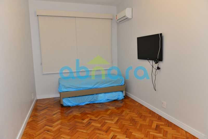 quartos 2 - lateral - Apartamento 2 quartos à venda Botafogo, Rio de Janeiro - R$ 950.000 - CPAP20715 - 9