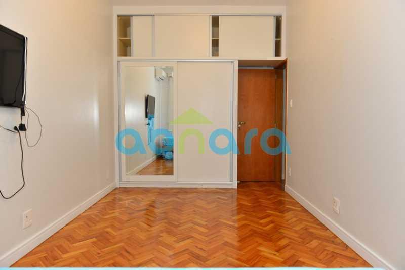 quartos 2 - armários - Apartamento 2 quartos à venda Botafogo, Rio de Janeiro - R$ 950.000 - CPAP20715 - 10