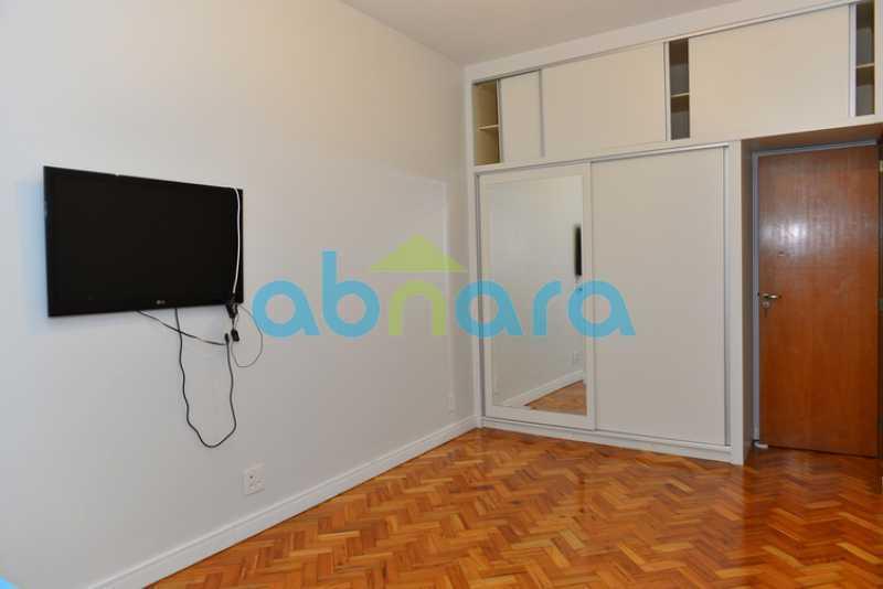 quartos 2 - armários lateral - Apartamento 2 quartos à venda Botafogo, Rio de Janeiro - R$ 950.000 - CPAP20715 - 11