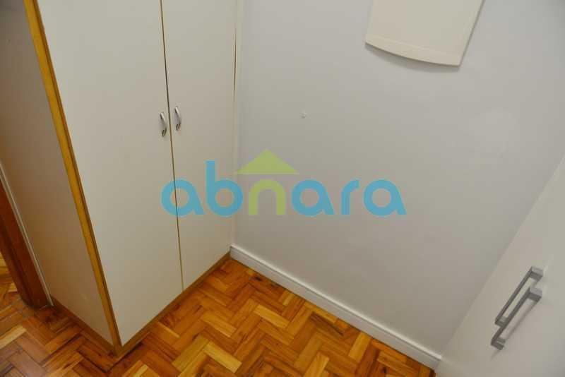 Home-office - armários - Apartamento 2 quartos à venda Botafogo, Rio de Janeiro - R$ 950.000 - CPAP20715 - 13