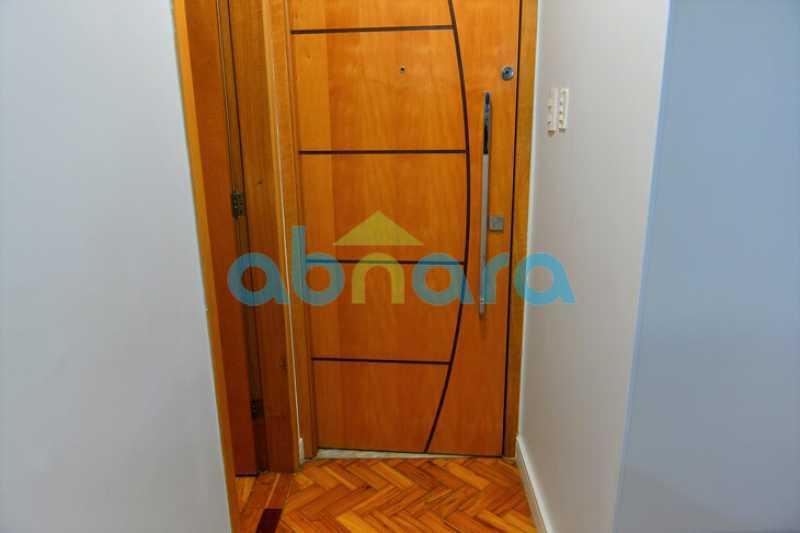 Entrada - Apartamento 2 quartos à venda Botafogo, Rio de Janeiro - R$ 950.000 - CPAP20715 - 4
