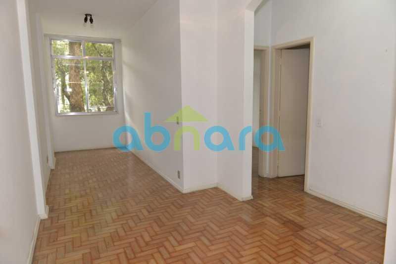 1 - 2 quartos, sala, dependência completa - CPAP20717 - 1