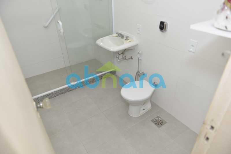 9 - 2 quartos, sala, dependência completa - CPAP20717 - 10