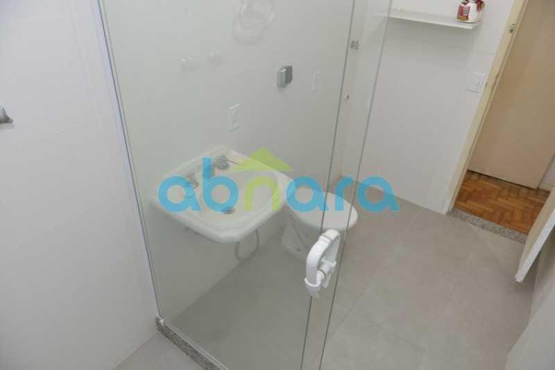 10 - 2 quartos, sala, dependência completa - CPAP20717 - 11