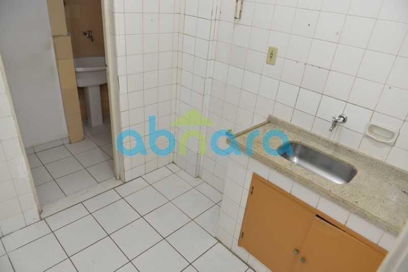 11 - 2 quartos, sala, dependência completa - CPAP20717 - 12