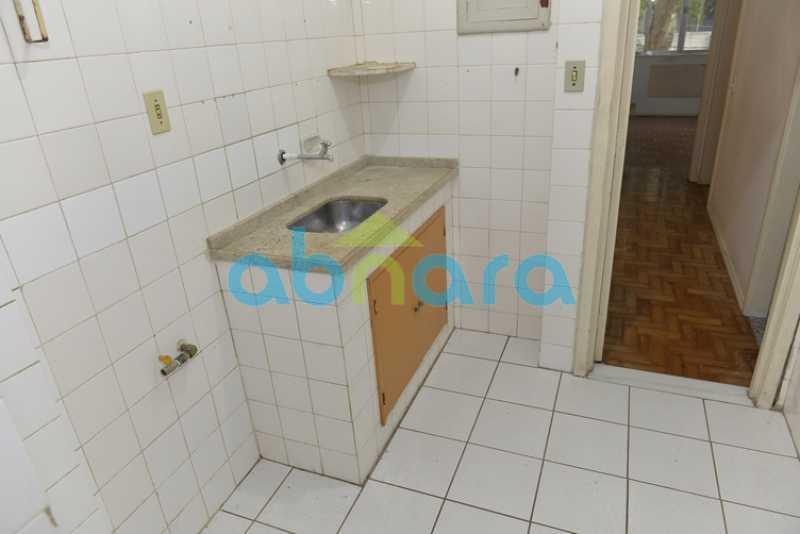 12a - 2 quartos, sala, dependência completa - CPAP20717 - 14