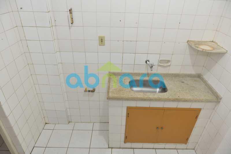 13 - 2 quartos, sala, dependência completa - CPAP20717 - 15