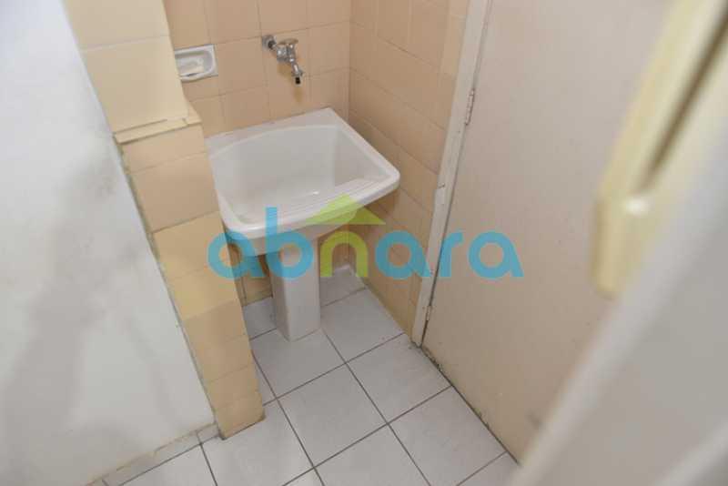 14 - 2 quartos, sala, dependência completa - CPAP20717 - 16