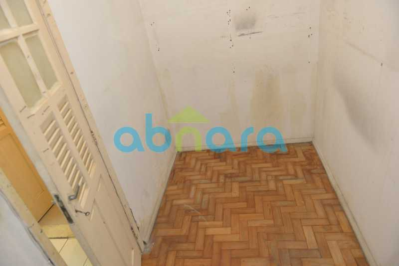 17 - 2 quartos, sala, dependência completa - CPAP20717 - 19
