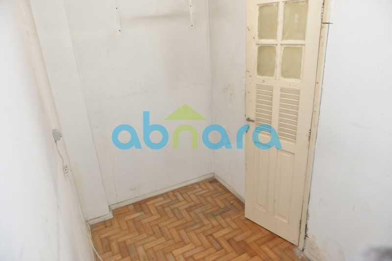 18 - 2 quartos, sala, dependência completa - CPAP20717 - 20
