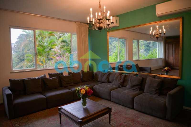 dc4b023f-ac34-4866-8e0b-d448bf - Casa 6 quartos à venda Cosme Velho, Rio de Janeiro - R$ 2.950.000 - CPCA60004 - 1