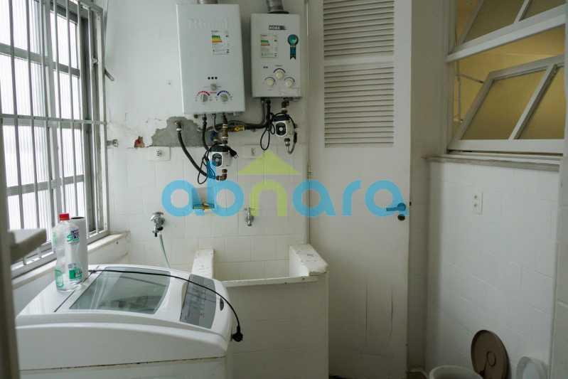 PHOTO-2021-09-10-15-19-32 - Apartamento no Leblon 3 quartos, fundos, 2 por andar - CPAP31216 - 17
