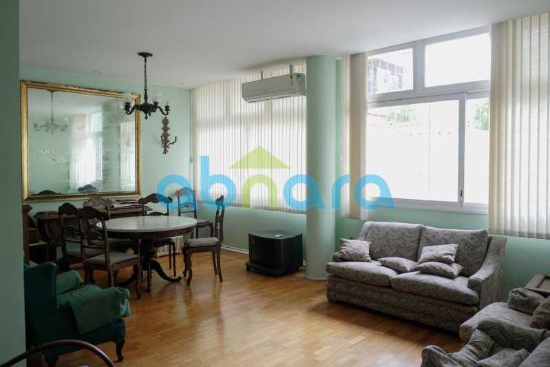 PHOTO-2021-09-10-15-19-32_2 - Apartamento no Leblon 3 quartos, fundos, 2 por andar - CPAP31216 - 1