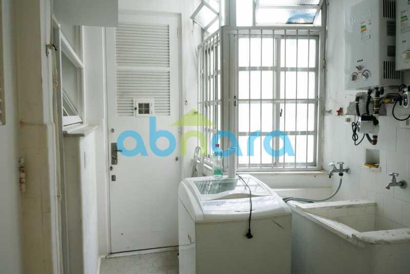 PHOTO-2021-09-10-15-19-33_2 - Apartamento no Leblon 3 quartos, fundos, 2 por andar - CPAP31216 - 18