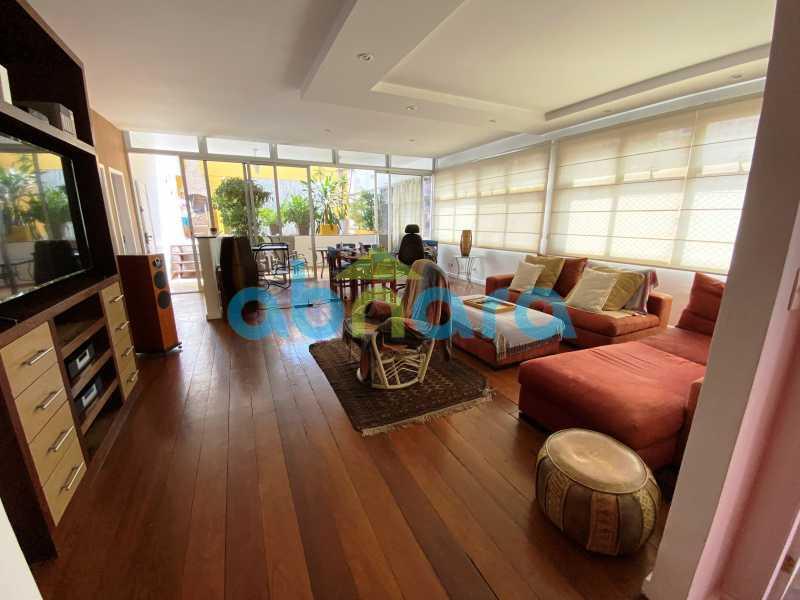 001 - Cobertura 3 quartos à venda Copacabana, Rio de Janeiro - R$ 3.200.000 - CPCO30107 - 1