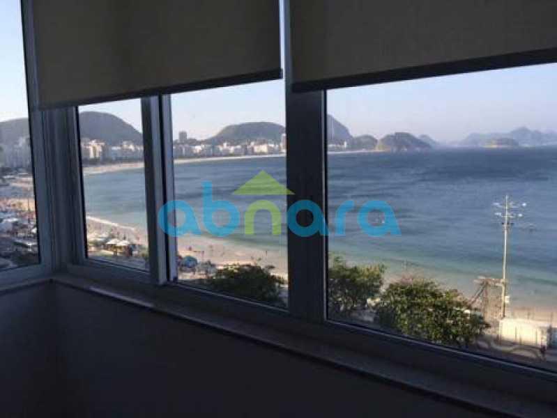 AB2 - Apartamento à venda Avenida Atlântica,Copacabana, Rio de Janeiro - R$ 2.100.000 - CPAP10025 - 3