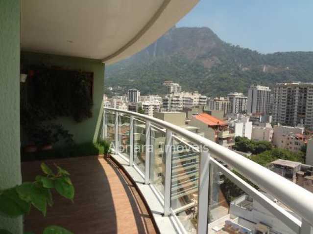 2 - Apartamento À Venda - Botafogo - Rio de Janeiro - RJ - IPAP30184 - 1