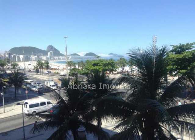 1 - Apartamento À Venda - Copacabana - Rio de Janeiro - RJ - IPAP40095 - 1