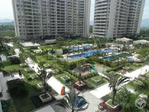 FOTO5 - Apartamento 2 quartos à venda Barra da Tijuca, Rio de Janeiro - R$ 610.000 - RA20634 - 1