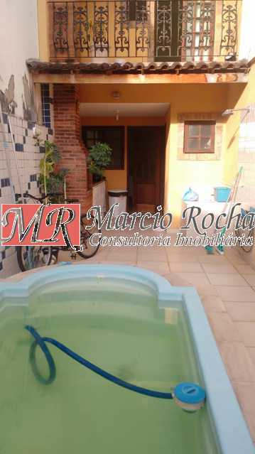 36301679_776636082539066_65854 - Valqueire casa quintal 4 quartos 3 suítes 2vgs piscina - VLCN40014 - 3