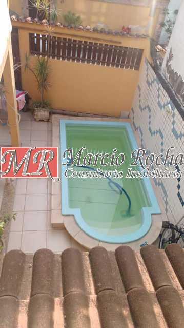36318554_776636515872356_26869 - Valqueire casa quintal 4 quartos 3 suítes 2vgs piscina - VLCN40014 - 25