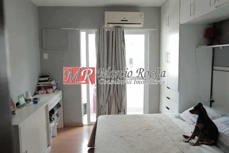 f924530b-138a-4c54-9baa-396bf8 - Pechincha Casa Duplex, 2 quartos suite, varanda - VLCN20029 - 17