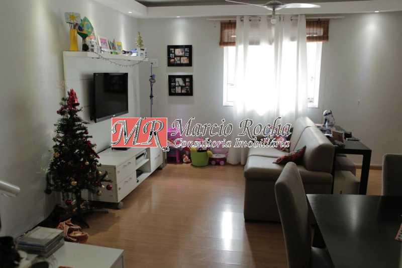 fc82d4c8-b44a-4238-9ce1-d06f38 - Pechincha Casa Duplex, 2 quartos suite, varanda - VLCN20029 - 3
