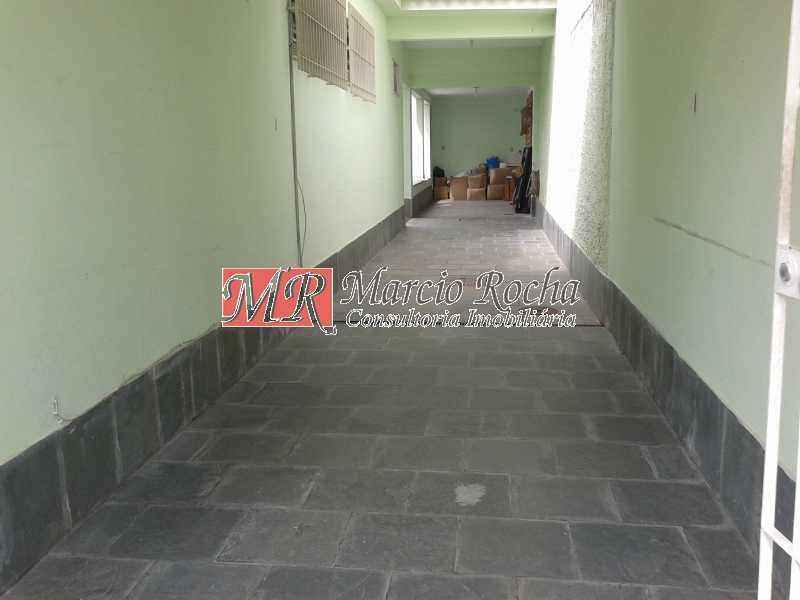 20180818_122855 - Nova Valqueire casa linear 3 quartos 2 suítes quintal 4 vg - VLCN30030 - 3