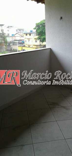 67081e1a-f77e-478c-a456-1da01b - Campinho ALUGO casa 2 quartos, varanda, terraço - VLCN20031 - 15