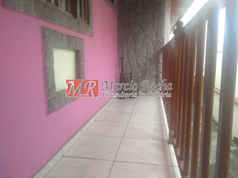 46024608_870011946534812_65404 - Valqueire casa triplex 2qts terraço churrasqueira 1vg - VLCN20032 - 6