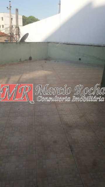 50896885_913163875552952_89749 - Campinho colado Valqueire casa com 3qts suíte piscina 2v - VLCN30037 - 4