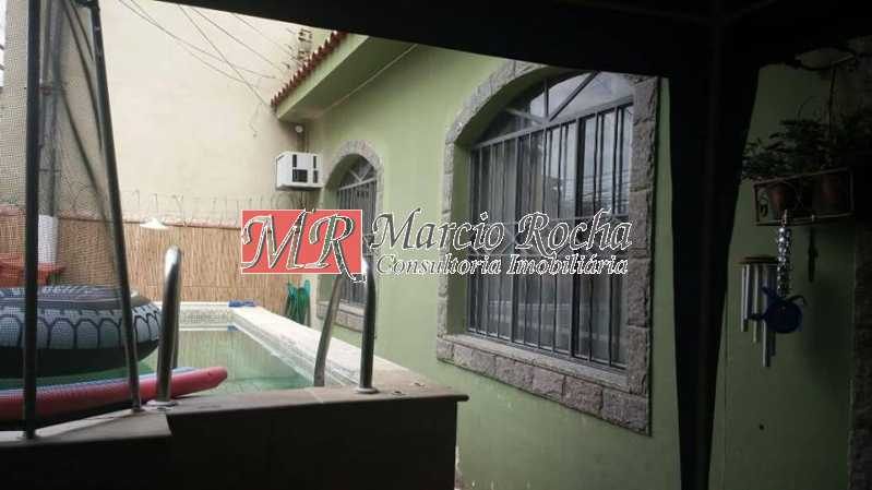51041692_913164528886220_24412 - Campinho colado Valqueire casa com 3qts suíte piscina 2v - VLCN30037 - 3