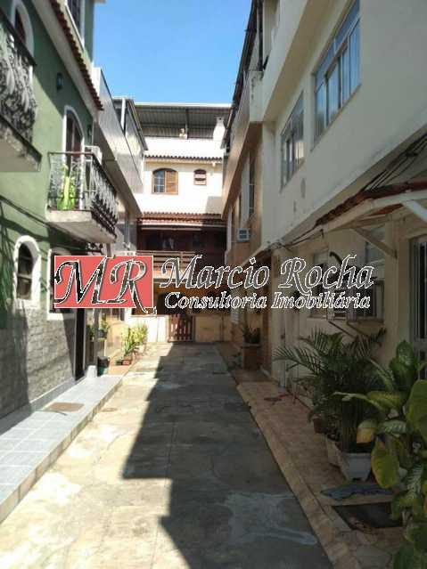58430315_959757404226932_12655 - Casa de Vila 2 quartos para venda e aluguel Vila Valqueire, Rio de Janeiro - R$ 320.000 - VLCV20014 - 1