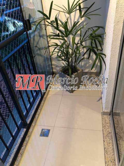 21ad3a19-8053-4ba7-b083-5bfbbd - Valqueire Vendo AP 3 Quartos, suite, varanda - VLAP30110 - 9
