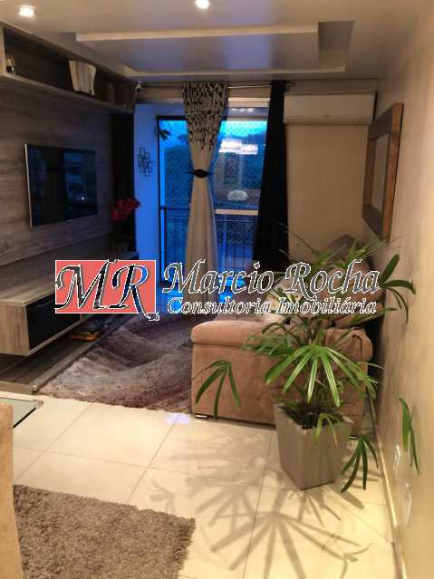 71ca0917-50a0-464d-abe8-160ac0 - Valqueire Vendo AP 3 Quartos, suite, varanda - VLAP30110 - 3