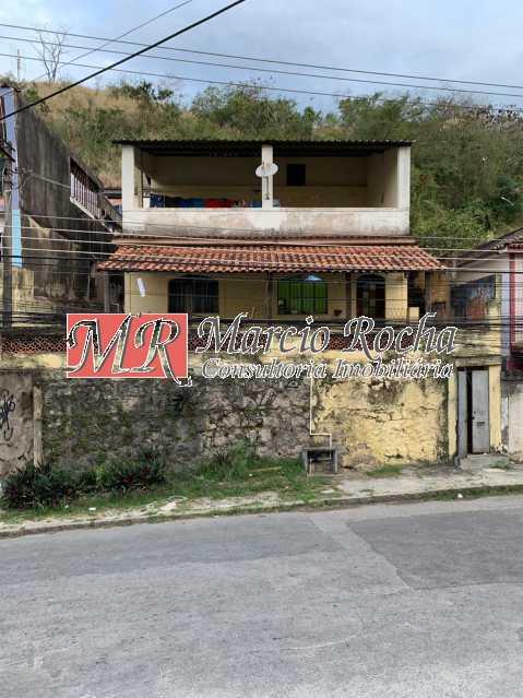 f3629c92-597f-404f-8242-9580c7 - Casa duplex na Rua das Rosas 4 quartos terraço quintal - VLCA40008 - 1