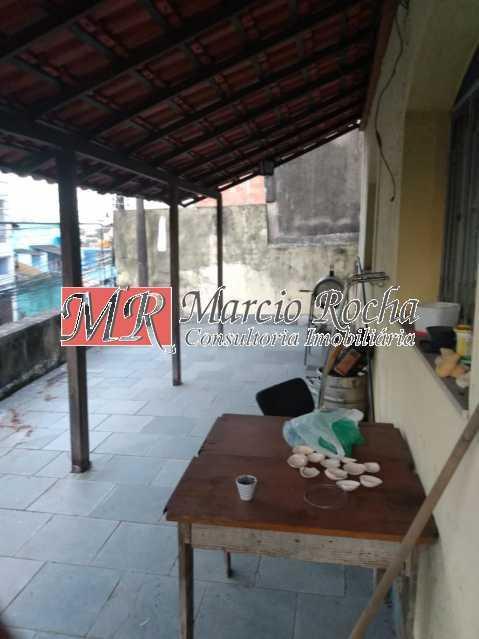 3ec6331a-beef-4b0d-91f5-f50bca - Casa duplex na Rua das Rosas 4 quartos terraço quintal - VLCA40008 - 15