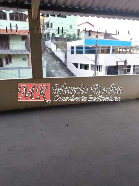 6c1c7367-1baa-41dc-af9f-dfe657 - Casa duplex na Rua das Rosas 4 quartos terraço quintal - VLCA40008 - 16
