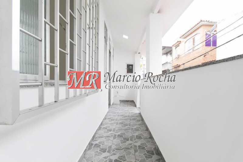 fotos-6 - Méier, casa linear 2 qts varanda, 1vg 100m2 reformada - VLCN20040 - 5
