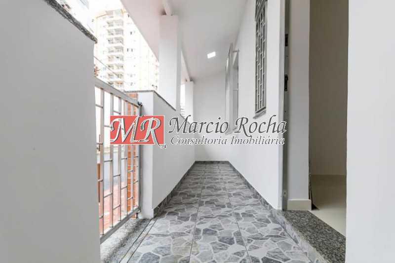 fotos-7 - Méier, casa linear 2 qts varanda, 1vg 100m2 reformada - VLCN20040 - 6