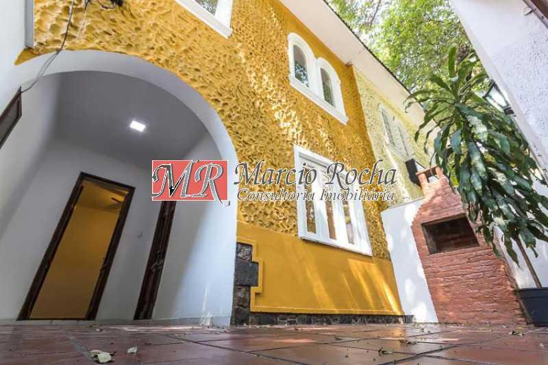 fotos-4 - Tijuca, casarão 170m2, frente rua, 3 qts, 2bhs, 1vg, quintal. - VLCA30025 - 6