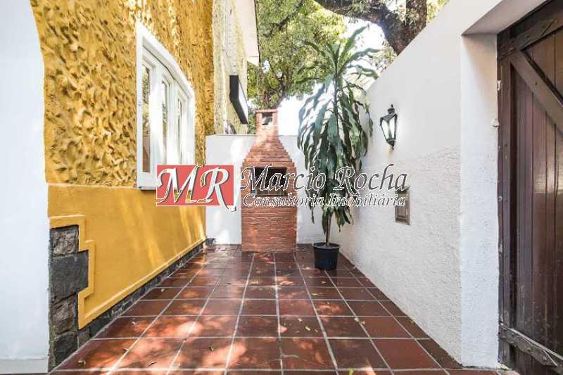 fotos-5 - Tijuca, casarão 170m2, frente rua, 3 qts, 2bhs, 1vg, quintal. - VLCA30025 - 7
